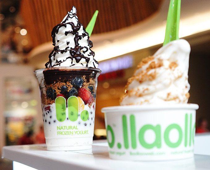 llaollao 2 - Marca española de helado de yogur 'Llaollao' ingresa a Ecuador