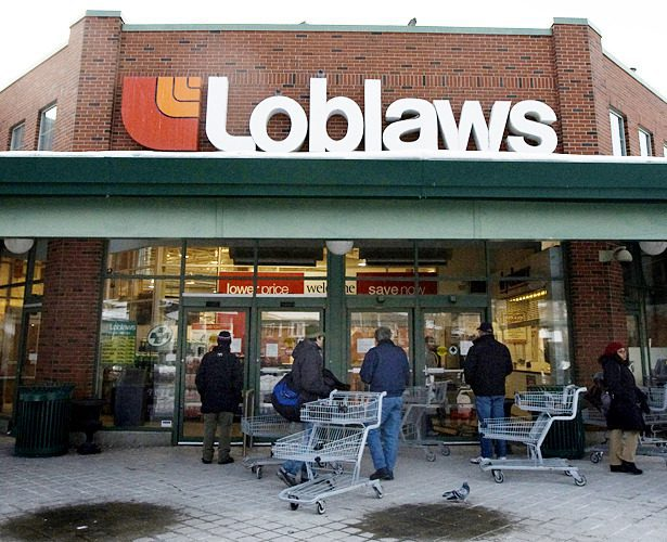 Loblaws Closed Public Health