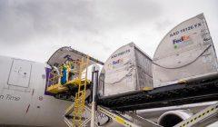 logística FedEx