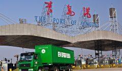 logística china