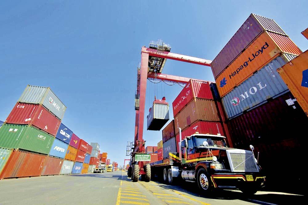 logistica terminal callao