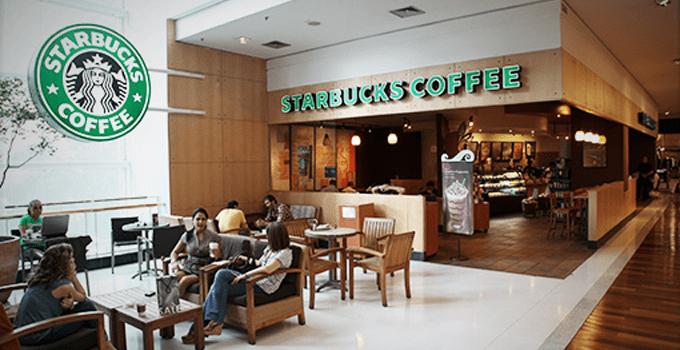 loja franquia starbucks - Starbucks pretende llegar a las 100 tiendas en Perú al cierre del 2018