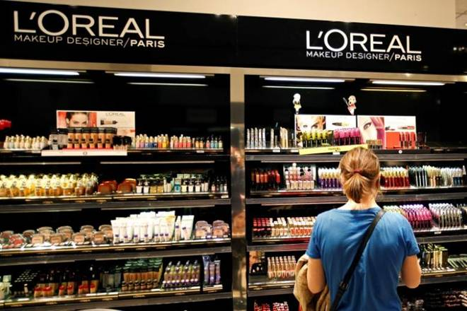 loreal - L'Oreal venderá su marca The Body Shop a Natura por 1.000 millones de euros