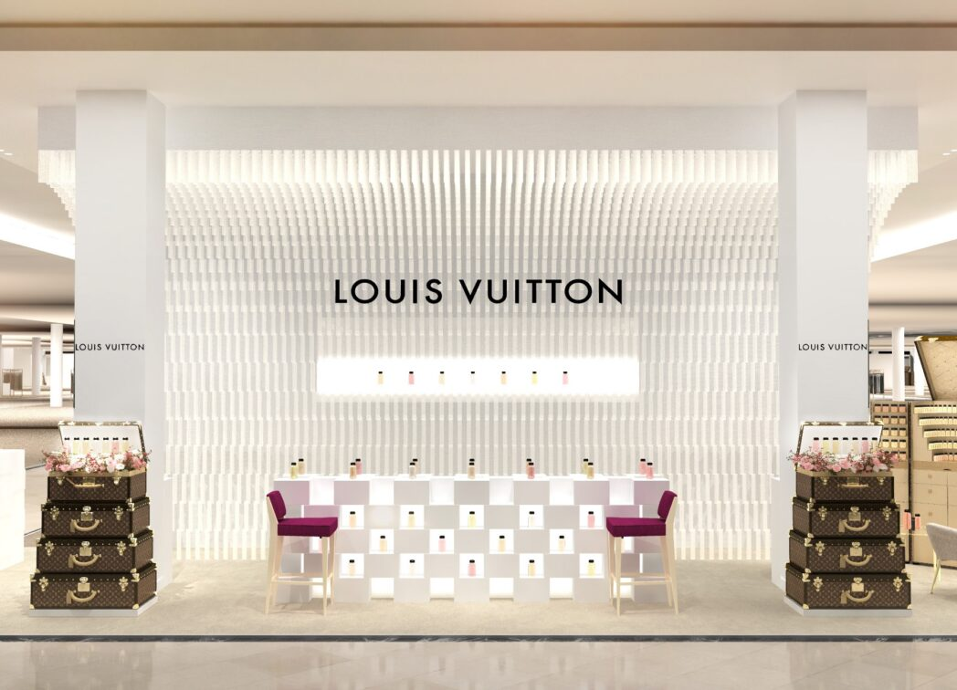 louis vuitton perfumes - Louis Vuitton abre su nueva tienda 'pop up' de perfumes en Estados Unidos