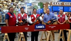 lowes apertura mexico 240x140 - México: Lowe's refuerza su presencia con nuevas tiendas