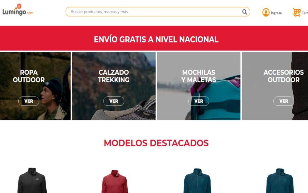 lumingo 4 1024x641 - Lumingo: El marketplace que acompaña tu compra de principio a fin