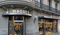 macson 1 240x140 - Marca de moda masculina Macson desembarca en Ecuador con 2 nuevas tiendas