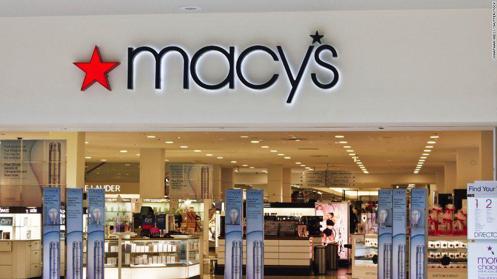 macys 1 - Macy's se recupera por ventas online durante el primer trimestre del 2018