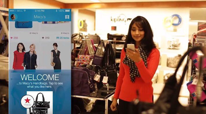 macys 2 - Tecnologías que están cambiando el proceso de compra en el retail