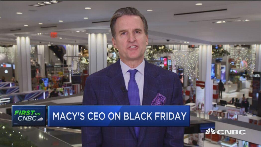 macys ceo - Macy's cerrará más tiendas en los próximos años en Estados Unidos