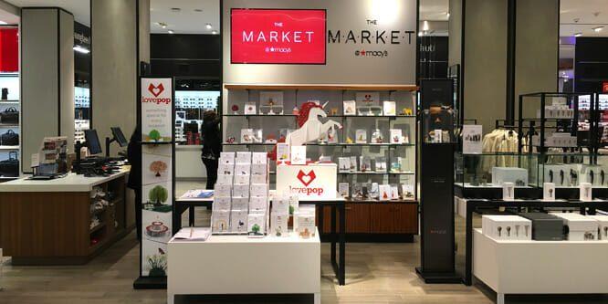 macys market44 - Tras masivos cierres, Macy's alista nuevo formato para reflotar la marca