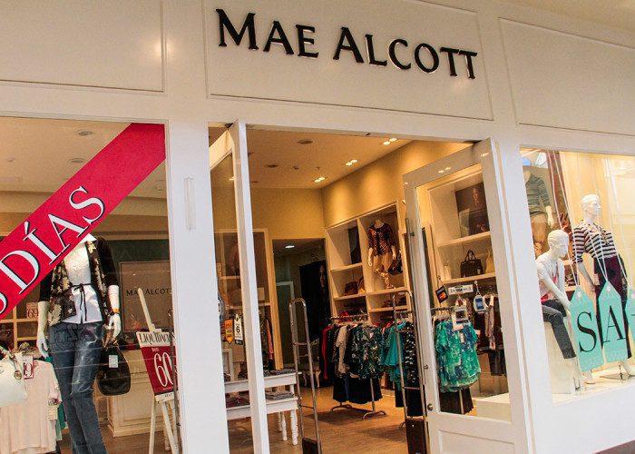 mae alcott 3 700x500 - Mae Alcott cerraría el 2017 con 10 locales en malls en Perú