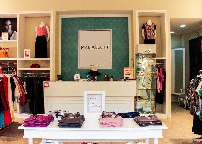 mae alcott 4 700x500 - Mae Alcott cerraría el 2017 con 10 locales en malls en Perú