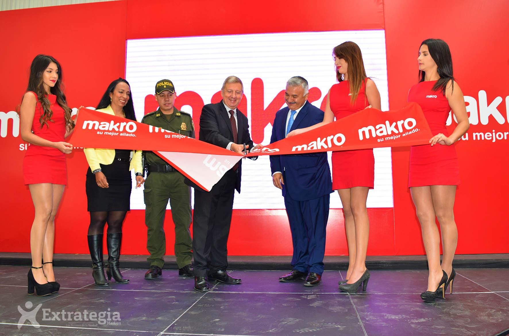 makro apertura - Makro abrirá cuatro nuevas tiendas en Colombia