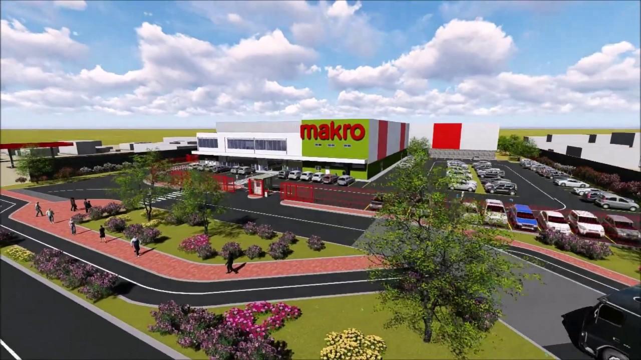 makro render - Makro abrirá cuatro nuevas tiendas en Colombia