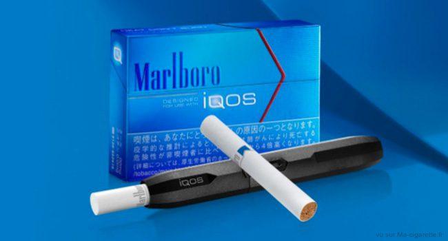 malboro iqos - Philip Morris dejaría de vender cigarrillos tradicionales