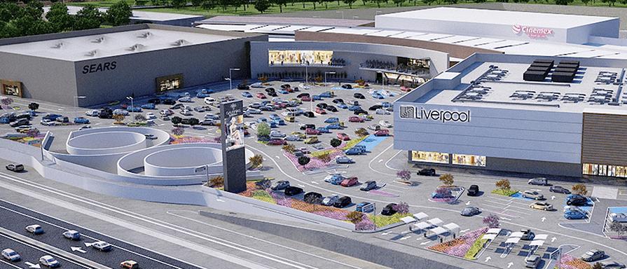 mall Liverpool Tlaxcala - Retailer mexicano Liverpool abre nuevo centro comercial