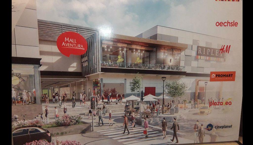 mall aventura chiclayo 1024x588 - Después de Lima, Piura y Arequipa son las provincias con más centros comerciales