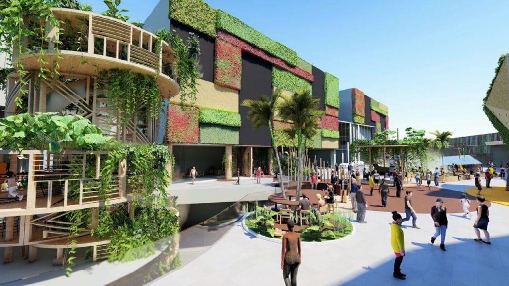 mall aventura iquitos perú retail - Iquitos tendrá su primer centro comercial antes de 2021