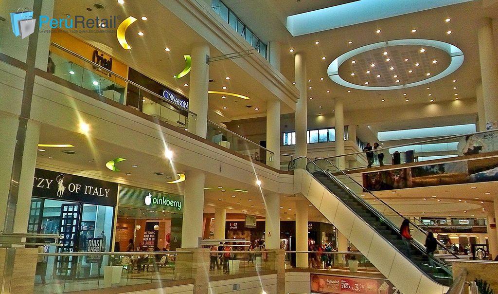 Mall Aventura Santa Anita Invertir 225 Us 45 Millones Para