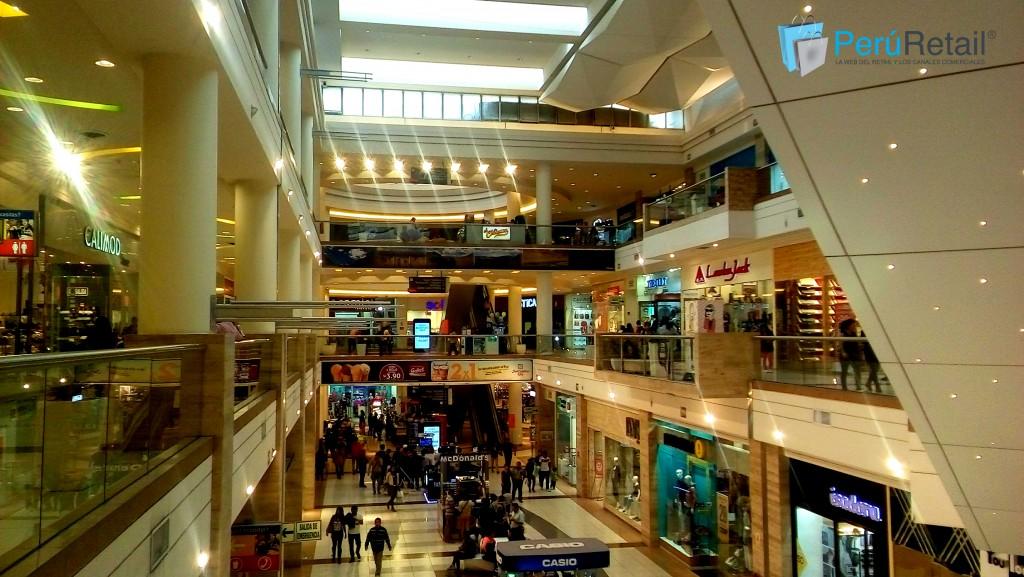 Per 250 Mall Aventura Santa Anita Fortalece Oferta De