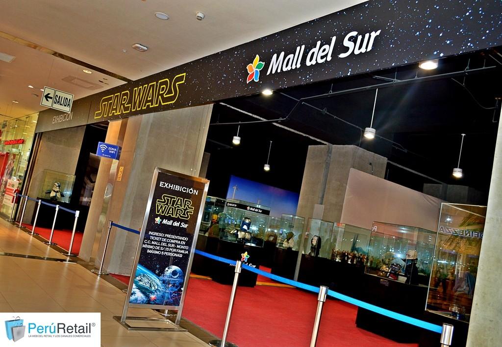 mall del sur star wars 343 peru retail 1 1024x707 - Conoce las novedades que tienen Plaza Norte y Mall del Sur por Fiestas Patrias