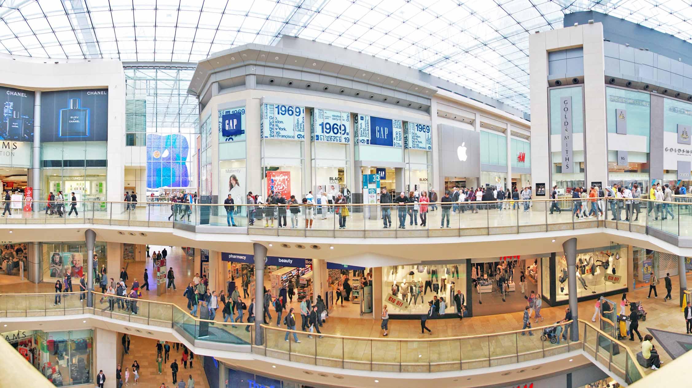 mall eeuu 1 - ¿Por qué en Latinoamérica se construyen más malls y en EE.UU. están desapareciendo?