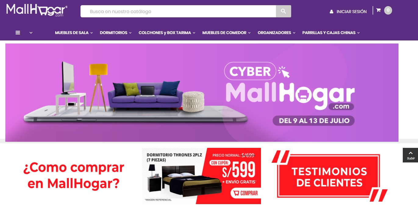 mall hogar - Perú: Mall Hogar estima vender más de 200 mil soles a fines del 2018