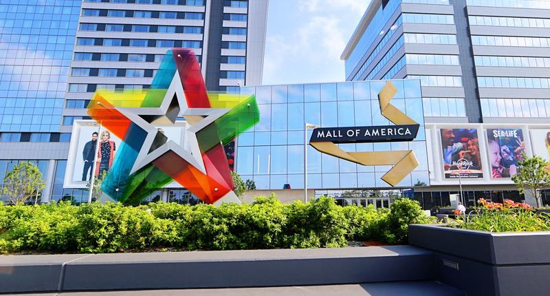 mall of america - ¿Qué tecnología usa Mall of America para medir el tráfico de sus visitantes?