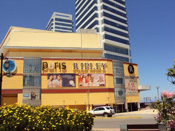 mall paseo costanera puerto montt - Cencosud y Grupo Pasmar se enfrentan por arrendamiento de tienda Paris en Chile