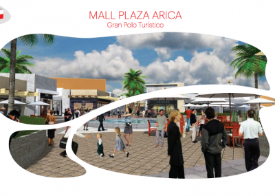 mall plaza arica
