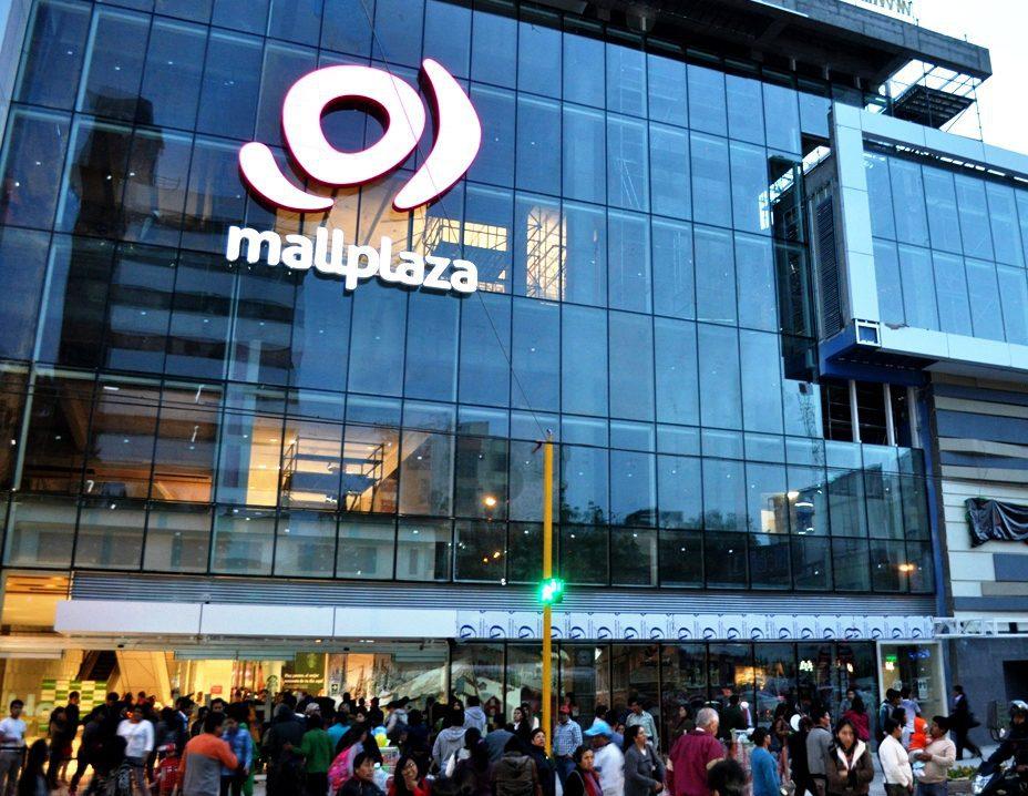 mall plaza cayma arequipa