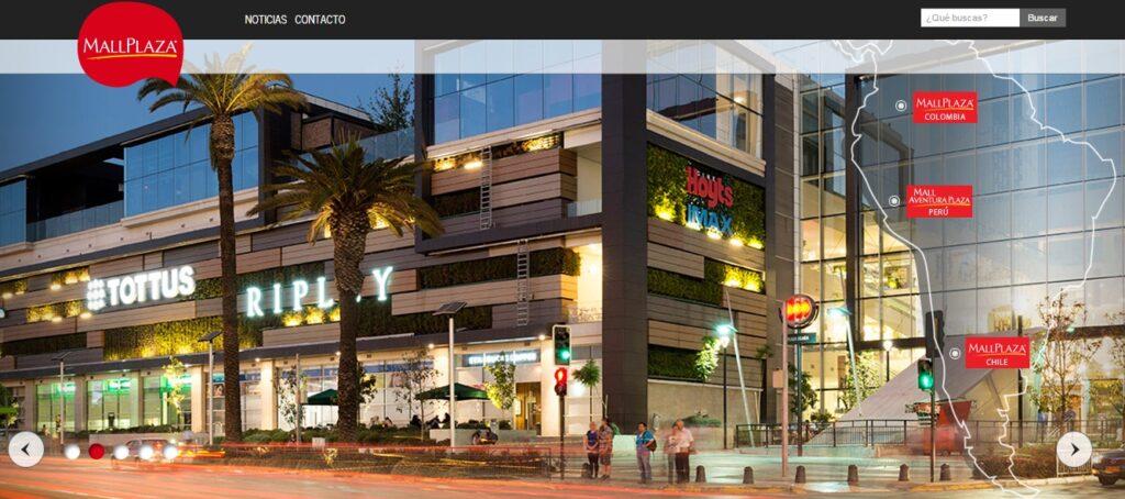 mall plaza chile 2016