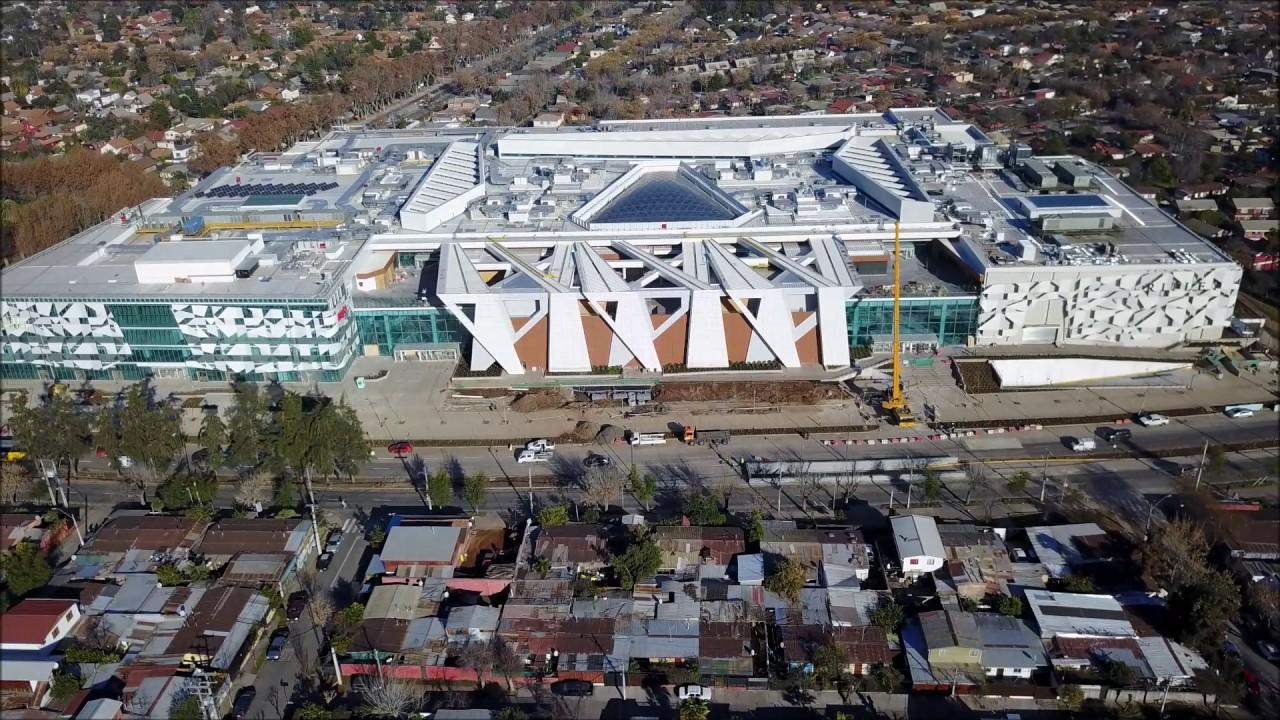mall plaza los dominicos 1 - Mallplaza tuvo ingresos de $456 millones de dólares en el 2017