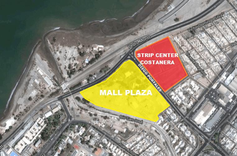 mall plaza strip center - Mall Plaza Arica abrirá sus puertas en este primer semestre del año