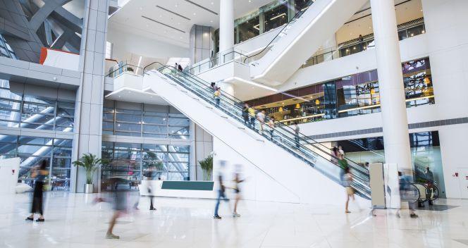 mall retail1 - Malls encabezan las construcciones en el Perú con un 50%