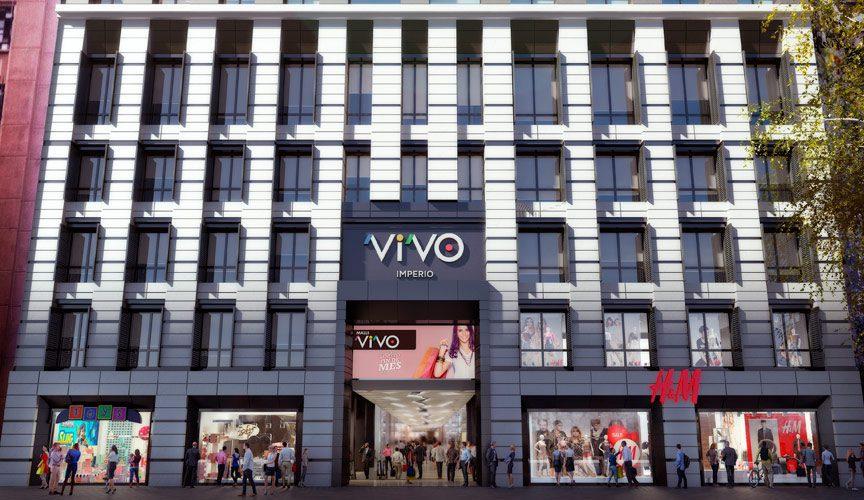 mall vivo imperio 43 - Mall Vivo Imperio abre con H&M en Chile