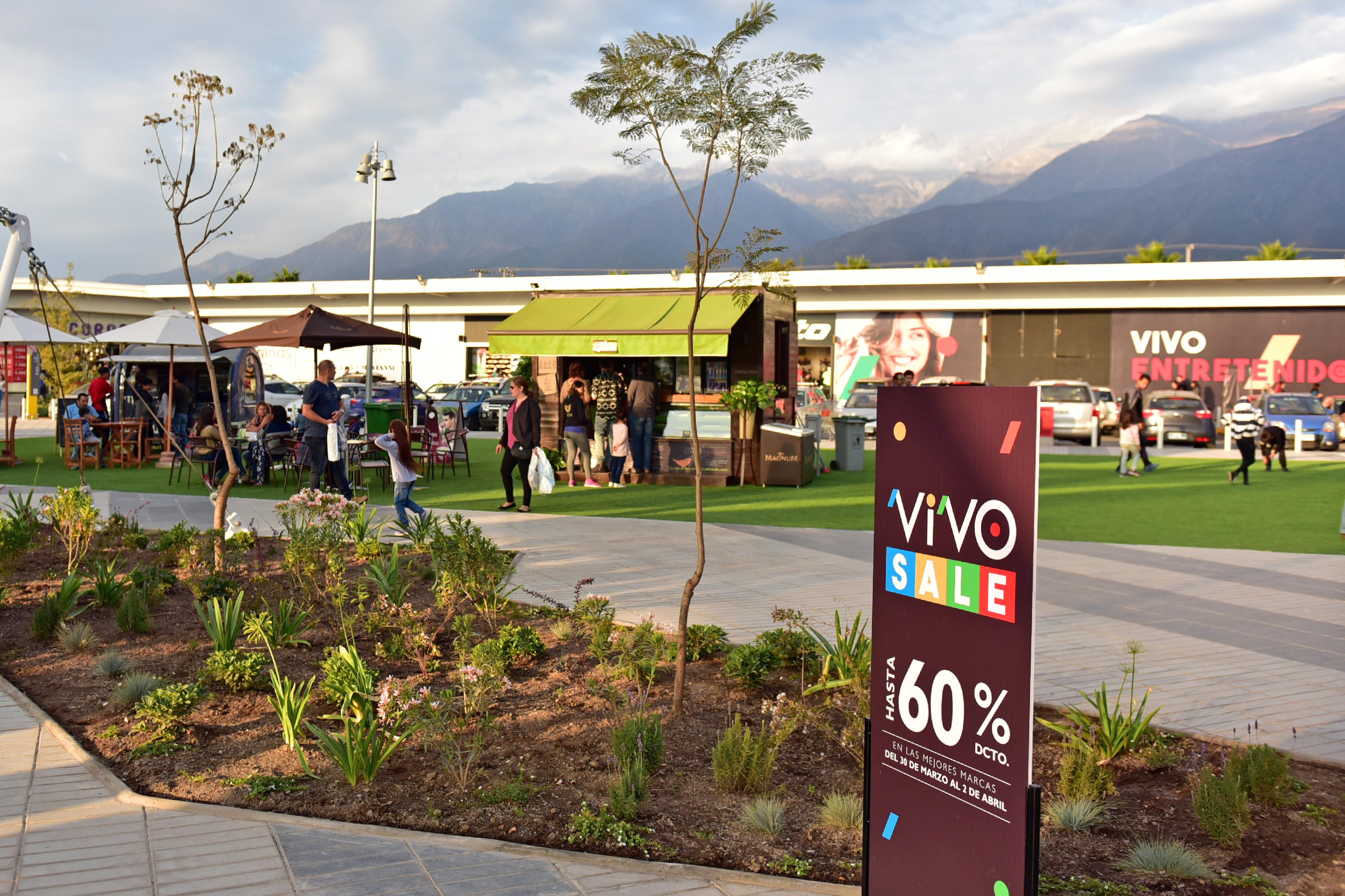 mall vivo - VivoCorp planea abrir su Mall Vivo Santiago en el 2022