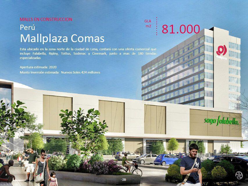 mallplaza comas 1 - Mallplaza Trujillo se convertirá en el mall regional más grande del Perú