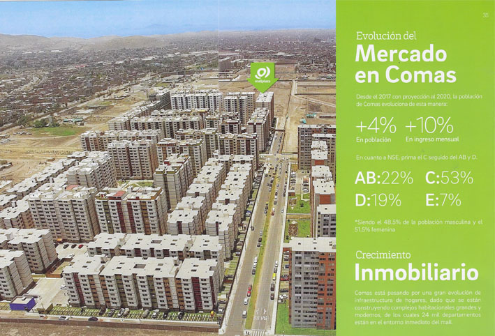 mallplaza1 - Mallplaza: ¿Qué marcas tendrá el nuevo centro comercial de Comas?