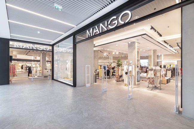 mango españa tienda