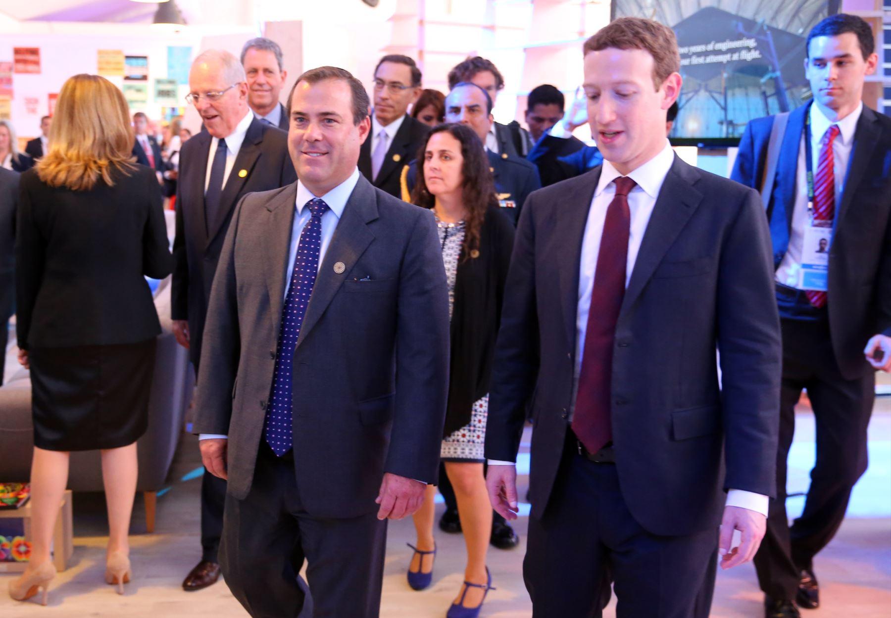 """mark y bruno - """"Una alianza entre PRODUCE y Facebook favorecería los negocios digitales"""""""