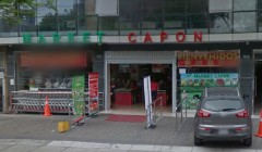 market capon - google maps