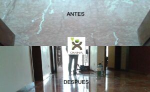 marmol antes y despues
