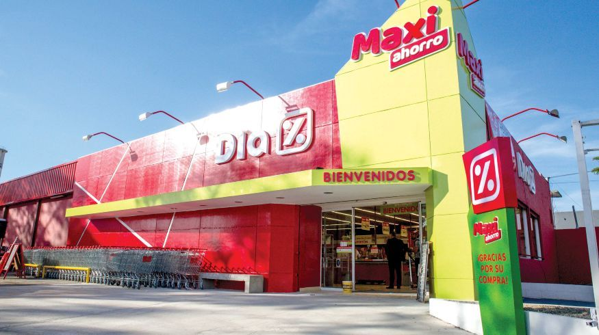 maxi ahorro dia.jpg 1913337537 - Las ventas de Supermercados DIA caen un 7% y pierde 504 millones de euros
