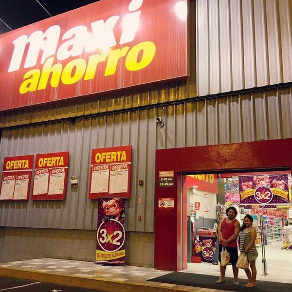 maxiahorro - Las tiendas de descuento van ganando terreno en el mercado peruano