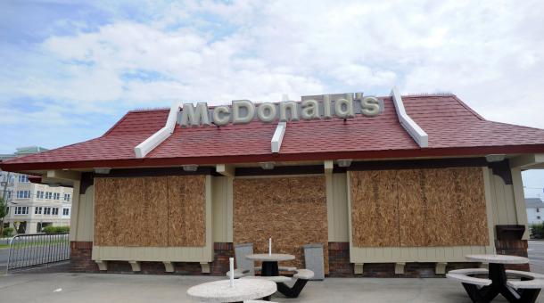 mcdonalds cierra tiendas