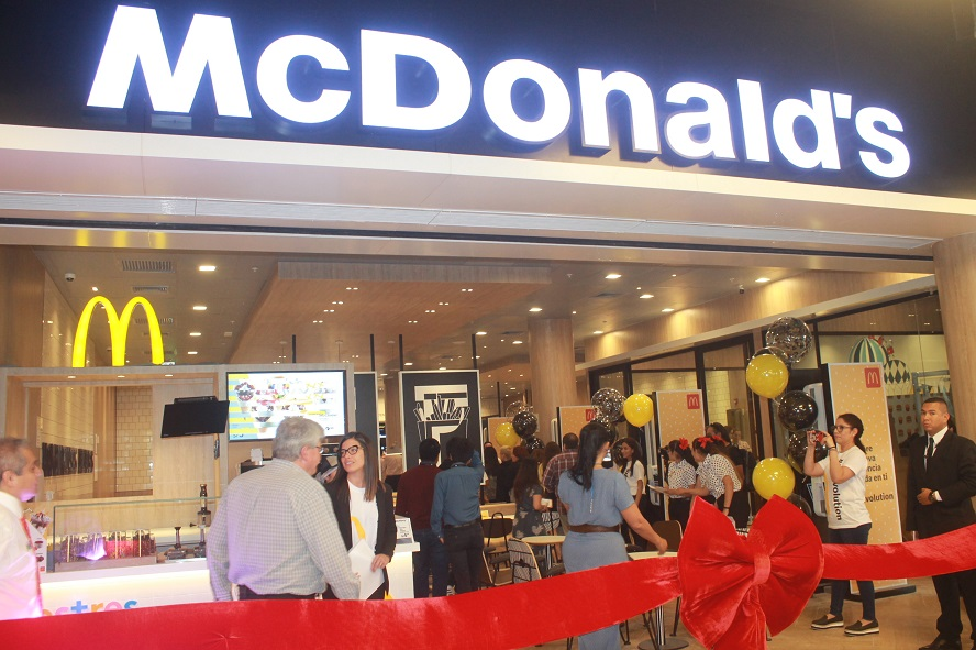 mcdonalds jockey plaza 42