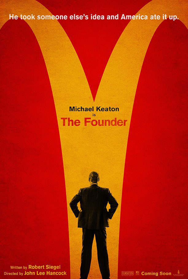 mcdonalds movie the founder 2016