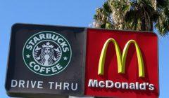 mcdonalds starbucks 240x140 - EEUU: McDonald's y Starbucks limitan sus servicios para frenar el coronavirus